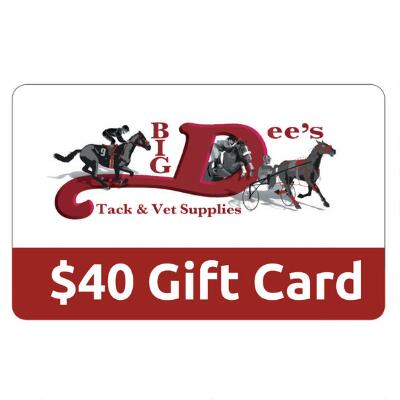 Gift Certificate $40.00 Promotion
