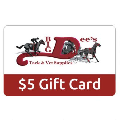 Gift Certificate $5.00 Promotion