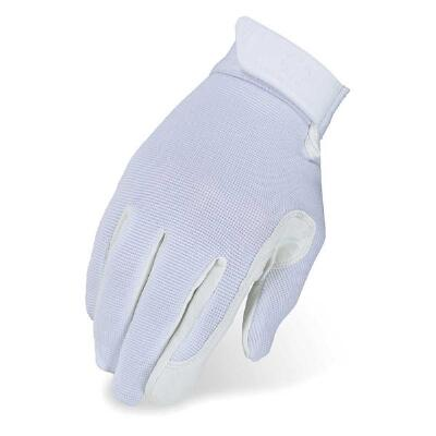 White Performance Glove Adult
