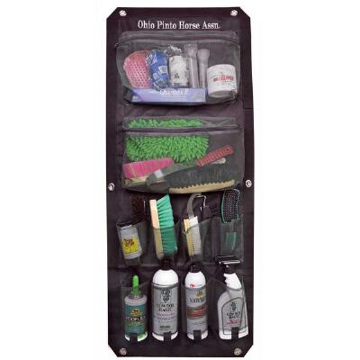 10 Pocket Organizer Black