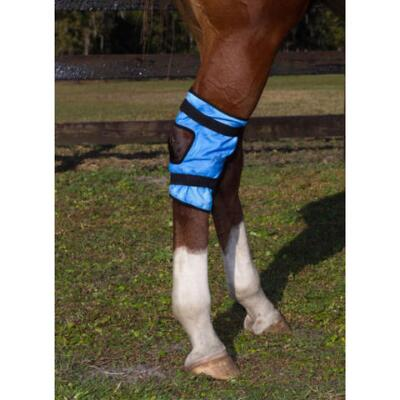 Equi Cool Down Equine Hock Wrap Pair