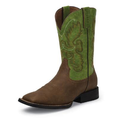 Farm & Ranch Collection Hinton Mens Western Boot