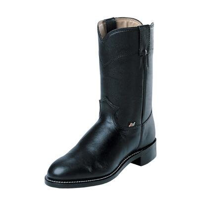 Justin Basic Roper Mens Black
