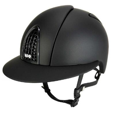 Kep Cromo Matte Helmet with Polo Visor