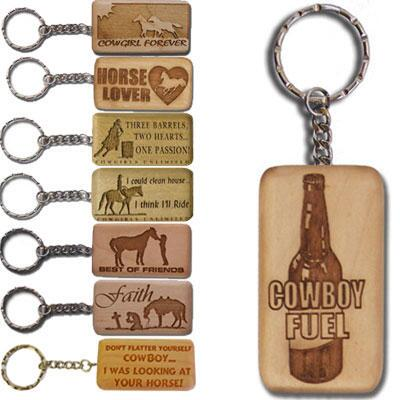 Horses Unlimited Key Chain