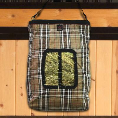 Hay Bag Plaid