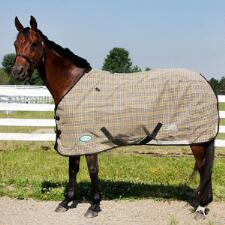 Fly Sheet Mesh Black Tan Plaid - TB