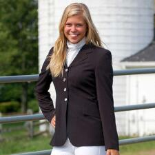 Euro Techlite Ladies Competition Coat - TB