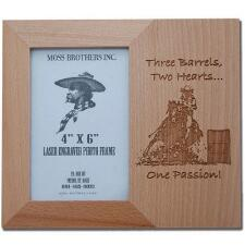 Horses Unlimited One Passion Picture Frame