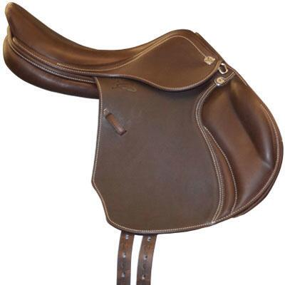 Prestige Italia Sinead Latex Panel Eventing Saddle