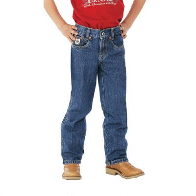 Original Fit Slim Little Boys Jeans