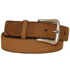 Nocona® Distressed Brown Mens Western Belt - TB