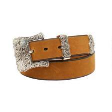 Nocona Classic Brown Ladies Belt - TB