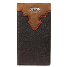 Nocona Rodeo TriColor Mens Wallet