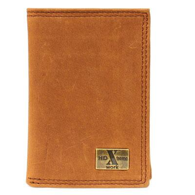 HDX® TriFold Aged Bark Mens Wallet