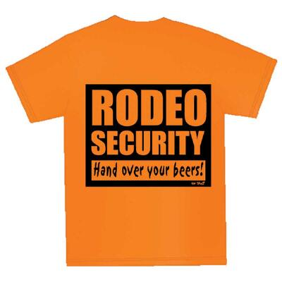 Rodeo Security Unisex Tee