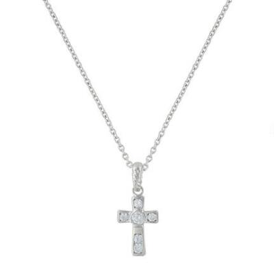A Mark of Faith Cross Necklace