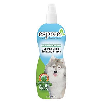 Espree Simple Shed and Static Coat Renewal Spray 12oz