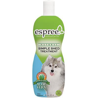 Espree Simple Shed Pet Treatment 12oz