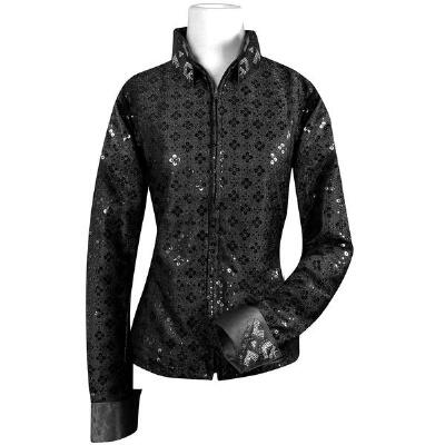 Glitter Plus Ladies Show Shirt