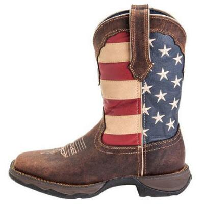Lady Rebel Patriotic Ladies Western Boot