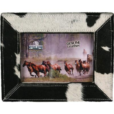 Cowhide 5 x 7 Picture Frame