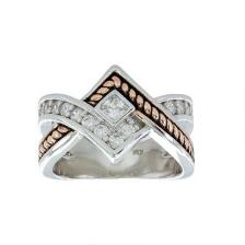 Montana Silversmiths Star Light Ring - TB
