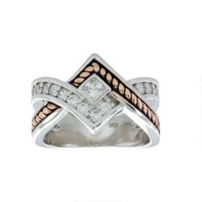 Montana Silversmiths Star Light Ring