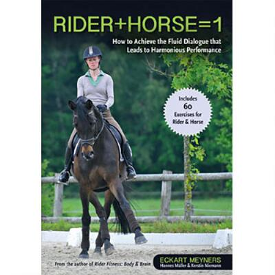 Rider plus Horse Equals 1 by Eckart Meyners