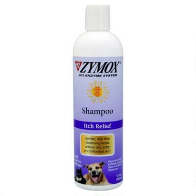 Zymox Enzymatic Shampoo 12 oz