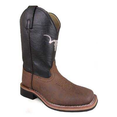 Smoky Mountain The Bull Kids Western Boot