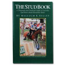 The Stud Book Paperback Guide to Horseshoe Studs - TB