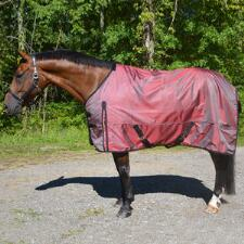 1680D Ballistic Nylon Lightweight Turnout Blanket - TB