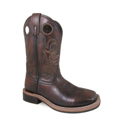 Smoky Mountain Landry Kids Western Boot