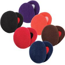 Sprigs Earbags Fleece Bandless Unisex Earwarmers - TB