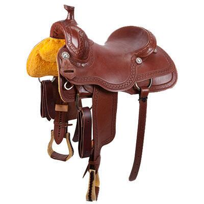 Saguaro Ranch Cutter Saddle 16 Inch