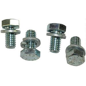 Seat Bolts Racebike - Set Of 4