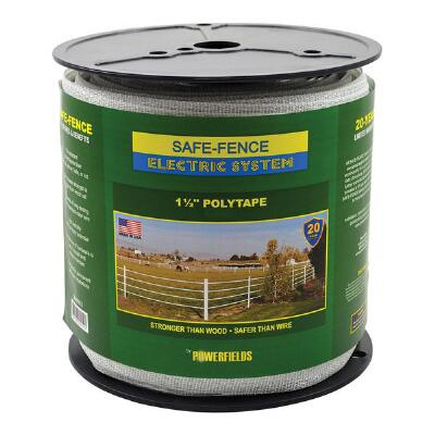 Polytape 1.5in X 200ft Roll Electric Fence