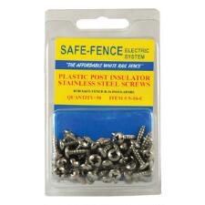Plastic Sleeve Screws 50 Pack - TB