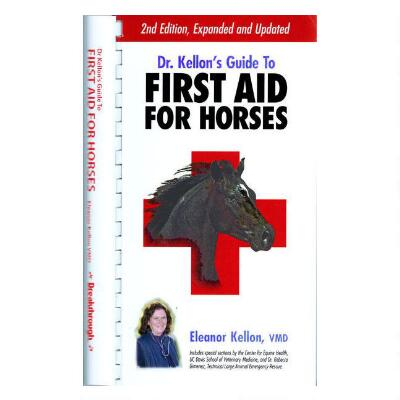 First Aid For Horses Book