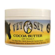 Cocoa Butter with Vitamin E for Horses 7.25 oz Jar - TB