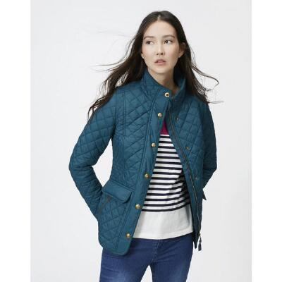 Joules Newdale Quilted Ladies Jacket
