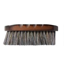 Tail Tamer Wood Series Large Horsehair Brush - TB