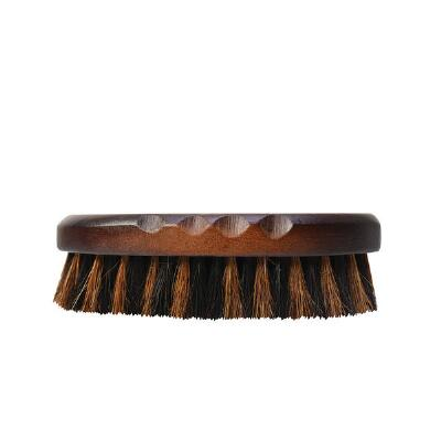 Tail Tamer Wood Series Short Horsehair Brush