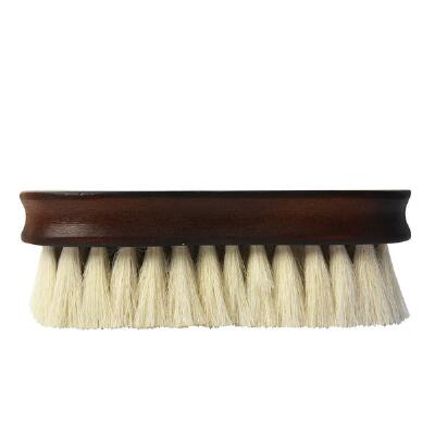 Wood Series Goat Hair Face Brush