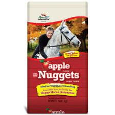 Apple Bite-Size Nuggets Treats 1 Lb - TB