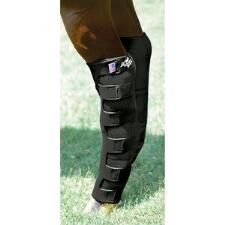 Professional Choice Ice Boot Nine Pocket Black Pair - TB