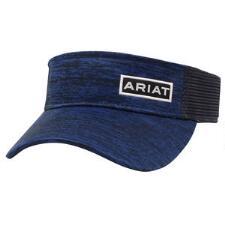 Ariat Patch 3 Panel Mens Visor - TB