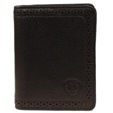 Ariat® Performance Bifold Perf Edge Mens Wallet