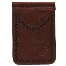 Ariat® Perf Edge Credit Card Case - TB